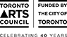 Toronto Council for the Arts